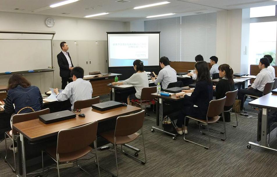 創業予定者を指導対象としたときの記帳指導について」と題して、東京都商工会連合会職員向け勉強会の講師を行いました。